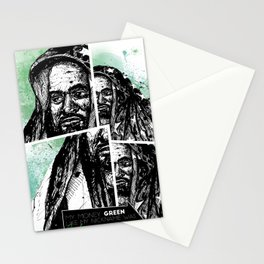 Ghostface Killah Stationery Cards