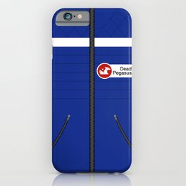 Party Poison Outfit iPhone Case