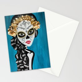 Chicahualiztli (firmeza) Stationery Cards