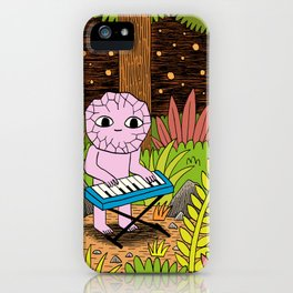 The Art of Song iPhone Case