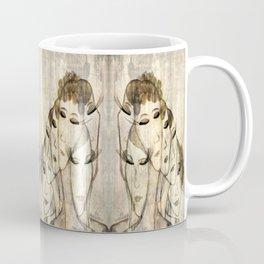 Silence shower Coffee Mug