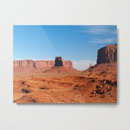 John Ford's Point Metal Print