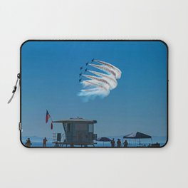 Thunderbirds Over Tower 15 Laptop Sleeve