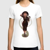 coven T-shirts featuring Witchin' by rnlaing
