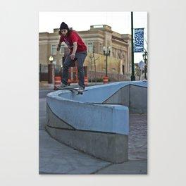 Boardslide Canvas Print