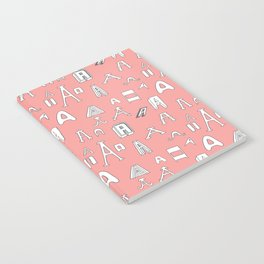 Letter Pattern, Part A Notebook