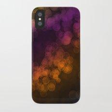 Bokeh iPhone X Slim Case