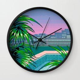 PIXEL I Wall Clock