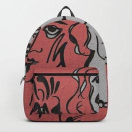 Treacherous sisters Backpack