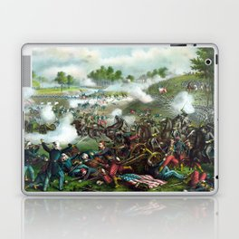 Battle Of Bull Run -- Civil War Laptop & iPad Skin
