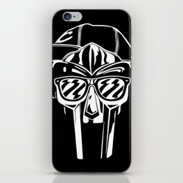 Chillin Villain iPhone Skin