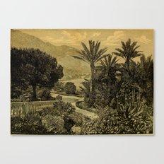 The Gardeners' Chronicle 1874 Canvas Print