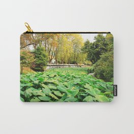 Taro field Carry-All Pouch