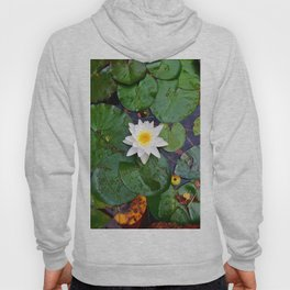 Apples and Plants in the Pond Hoody