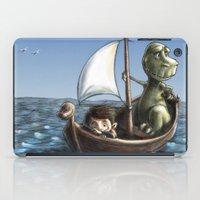 voyage iPad Cases featuring Voyage by Allan McInnes