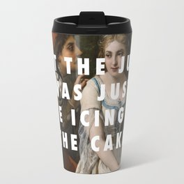 Only Juliet Knows Travel Mug