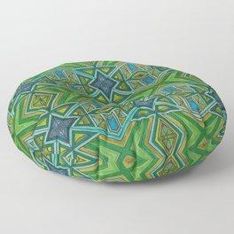 Emerald City Floor Pillow