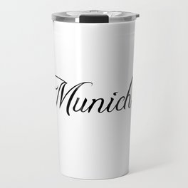 Munich Travel Mug