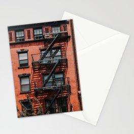 NY City Building | Fine Art Travel Photography Stationery Cards