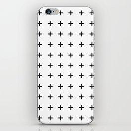 Basics Plus iPhone Skin