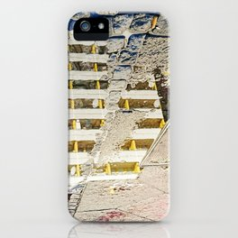 Puddle Clean iPhone Case