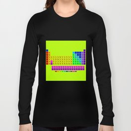 Periodic table of element Long Sleeve T-shirt