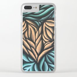 Untarnished heart Clear iPhone Case