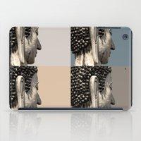 buddah iPad Cases featuring buddah heads by Shane Williams