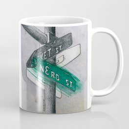 N3rd Street Coffee Mug