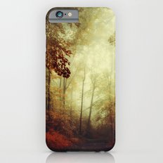 That's not my way - misty woodland Slim Case iPhone 6s
