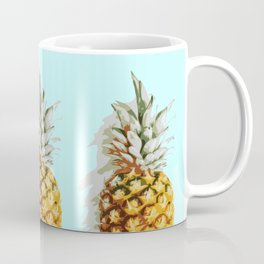 Summer Pineapple Coffee Mug