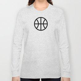 Basketball - Balls Serie Long Sleeve T-shirt
