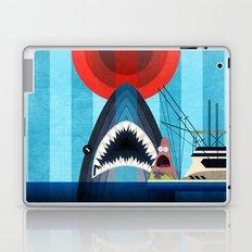 Gonna need a bigger boat Laptop & iPad Skin
