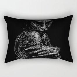 DARKSIDE Rectangular Pillow