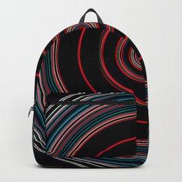 red lens Backpack