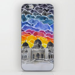 Sheikh Zayed Grand Mosque, Abu Dhabi, UAE iPhone Skin