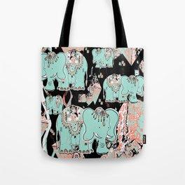 Elephantine Dreams Tote Bag