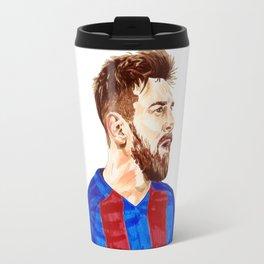 Messi - Barcelona Travel Mug