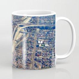 Freeway Macrame Coffee Mug
