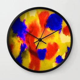 Quantum Question Wall Clock