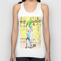 photographer Tank Tops featuring Photographer by lookiz