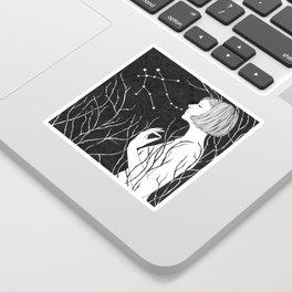 Under Stars (Aurora Aksnes) Sticker