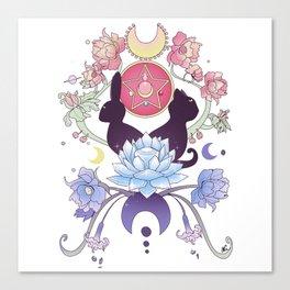 Crystal Universe Canvas Print