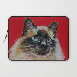 Siamese Laptop Sleeve