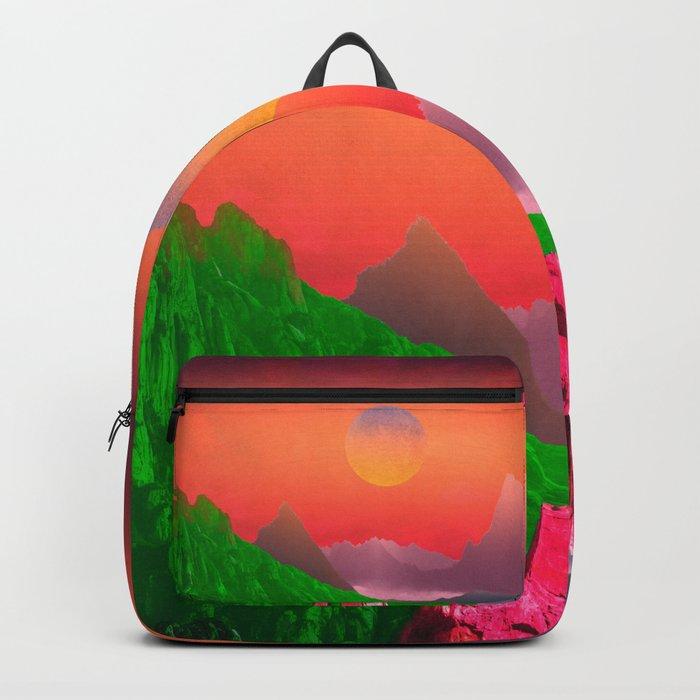 Landscape & Modern graphic 03 Backpack