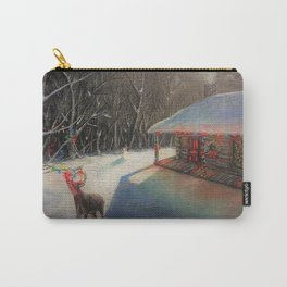 Rudolph?! Carry-All Pouch
