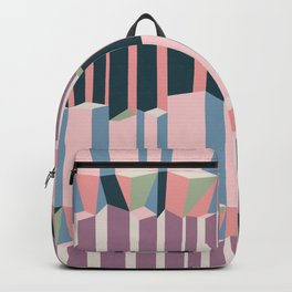 Straight Geometry City 1 Backpack