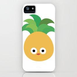 Abbu's pineapple iPhone Case