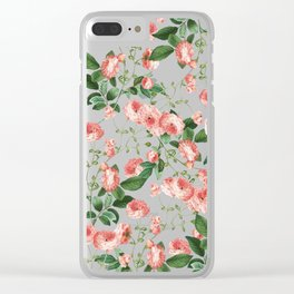 Rosy Life #society6 #decor #buyart Clear iPhone Case