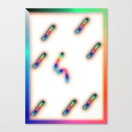 Gasa Canvas Print